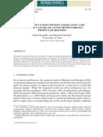 Kapeller, J., & Schütz, B. (2014). Conspicuous consumption, inequality and debt. The nature of consumption-driven profit-led regimes. Metroeconomica, 66(1), 51-70.pdf