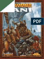 Codex - Nani - Ita - Dwarf - Codex - Warhammer Fantasy