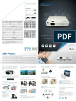 164 Brochure Portable projector c3000 (1)