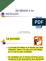 La Jornada Laboral y Su Retribución 2014