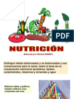 Nutrientes naturaleza