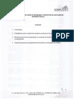 Guia Para Elaboracion de Proyectos Senplades