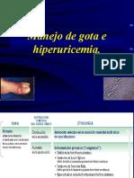 Manejo de Gota e Hiperuricemia