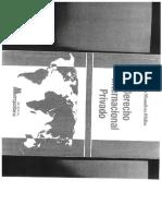 Libro de Internacional Privado