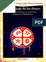 """Colores Aquí"" Simbología Mapuche del Color. Pedro Mege"