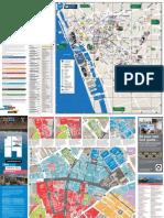 Liverpool City Centre Map 2014