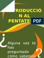 Introducción Al Pentateuco 2014