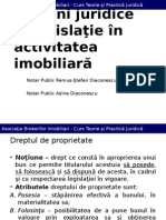 Legislatia in Imobiliare