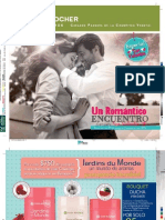 Catálogo de San Valentín Yves Rocher 2015