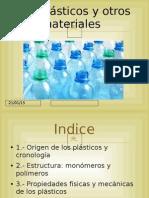 Plásticos e Outros Materiais
