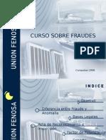 Curso Fraudes