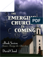 Emerging Church is Coming