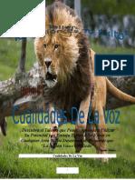 GUIA 1.Cualidades de La Voz Y Ejercicios