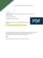 I Manual de Procedimiento de Envió de Promociones Por Group Mail