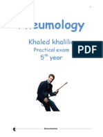 Pneumology Practical Exam