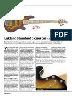 Lakland 5 Strings