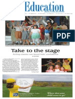 January 2015 Education - North/South Edition - Hersam Acorn Newspapers