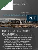 Seguridad Industrial Presentacion