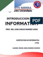 Into. Informatica