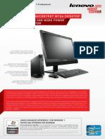 ThinkCentre-m72e-datasheet