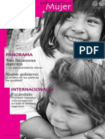 INFORMATIVO MUJER - ANO 15 - N 163 - CDE - PORTALGUARANI