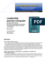 Leadership and The Computer