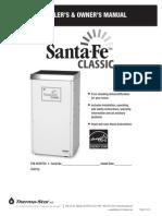 Santa Fe Classic Manual