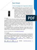 Intel® Compute Stick ,  Un Nuevo Paradigma de la Computación en Miniatura