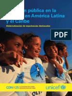 UNICEF LAC InversionPublica Dic2014