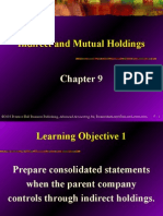 147770136 Ch09 Advance Accounting Mutual Holding