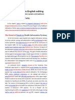 Uni-edit Thesis English Editing Sample - Information Systems and Healthcare