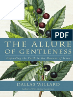 The Allure of Gentleness by Dallas Willard (an excerpt)