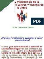 Modelo y Metodologa de La Educacin en Valores y Vivencia de La Virtud 1226298428812399 9