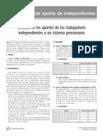 Aportacion Independientes Agosto 2014
