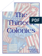 The Thirteen ColoniesThe Thirteen Colonies