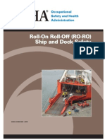 3396roll on Roll Off Ship Dock Safety