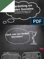 Marketing en Redes Sociales - Usil