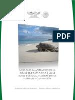 Guía de Aplicación NOM-162-SEMARNAT-2012