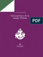 Invocaciones de La Llama Violeta