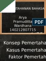 ARYA P. WARDHANA.ppt