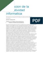 Aplicacion de La Normatividad Informatica 2 OK