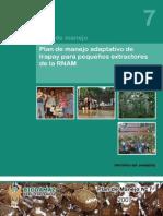 7_Plan de Manejo Adaptativo de Irapay - 28-11-07