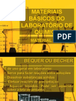 Aula de Materiaisde Laboratrio
