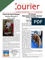 November 2014 Courier