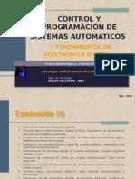 Control y Programación de Sistemas Automáticos