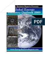 Global Energy Industry Outlook