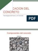 Dosificacion del acero y el concreto