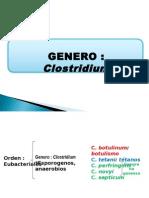 Clostridium Corynebacterium Mycobacterium