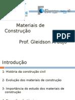 Materiais de Construção aula 2 .ppt