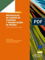 Protocolos de cadena de custodia y preservación de pruebas..pdf